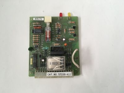 EST Edwards 5703B-402 Fire Alarm Circuit Control Signal Board