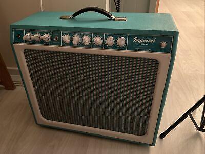 Tone King Imperial MKII - 20w1x12 Guitar amplifier. Built In Ironman Attenuator