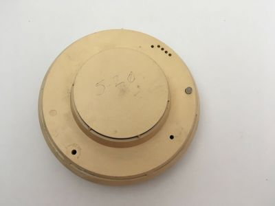 Siemens Cerberus Pyrotronics DI-AX3 Fire Alarm Smoke Detector Head
