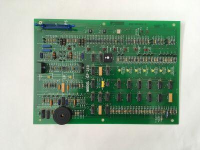 Siemens Cerberus Pyrotronics CP-2ER Fire Alarm Control Panel Circuit Board