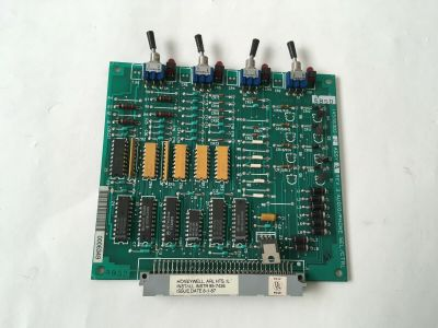 Honeywell 14506302-002 Fire Alarm FS90 FMS Audio Phone Select Control Board