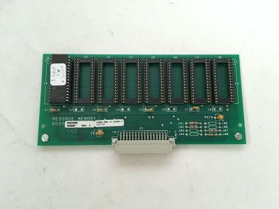 Simplex 562-898 (Rev C) Fire Alarm Memory Message Assembly Board