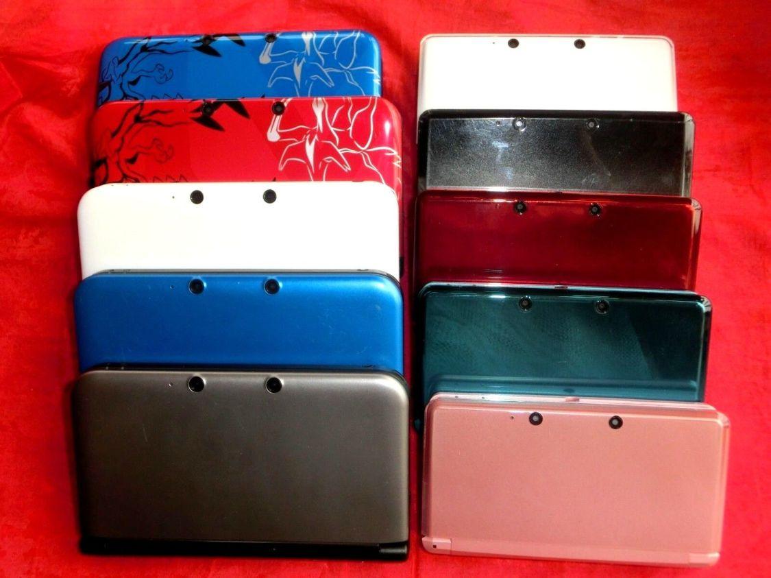 Nintendo 3DS / 3DS XL Konsole / New 2DS XL + original Ladekabel