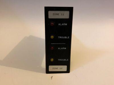 Simplex 556-082 (Rev M) 2001-1017 Fire Alarm Zone Module Card for 2001 FACP