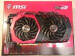 MSI AMD Radeon RX 480 Gaming X 4Gb Graphics Card