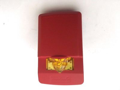 *NIB* *New* Wheelock LSTR-NA Fire Alarm Signaling Amber Remote Strobe LARGE QTY