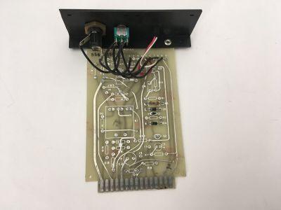 Simplex 556-255 (Rev E) 2001-2085 Fuse Reset Card for Simplex 2001 FACP
