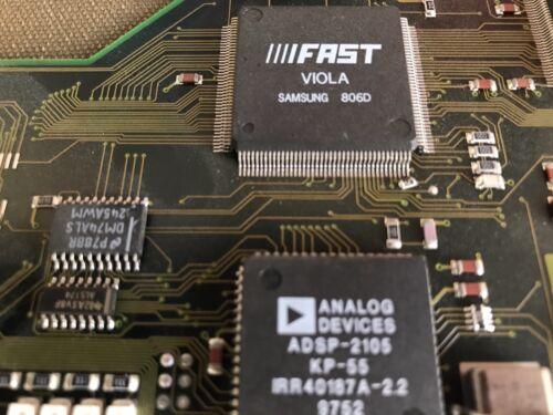 FAST AV Master Videoschnitt Karte