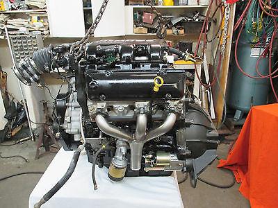 MGB TRIUMPH TR4 TR6 TR7 STAG CHEVY V6 ENGINE 34l 200 HP