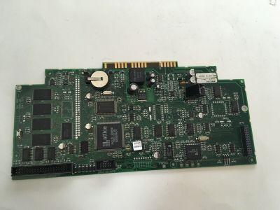 Simplex 742-394 4100-7151 (Rev D) Fire Alarm PCA Master Control Board