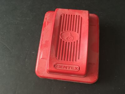 Gentex GEH24-R Fire Alarm Commander Remote Horn Wall Red