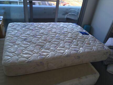Queen Size Bed Mattress