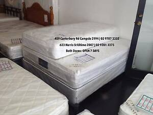 Brand New Mattress And Base Direct From Sydney Maker
