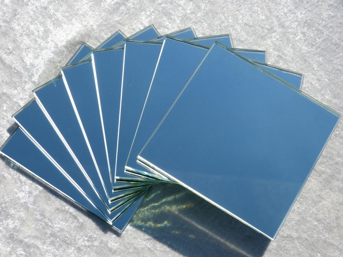 Spiegelfliesen Spiegelkacheln Wandspiegel Klebespiegel Dekospiegel Tischspiegel