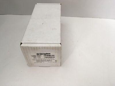 *NIB* *New* Simplex 2088-9607 Fire Alarm Chrome Door Holder Flush Mount