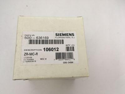 *NIB* *New* Siemens Cerberus Pyrotronics ZR-MC-W Fire Alarm Remote Strobe Red