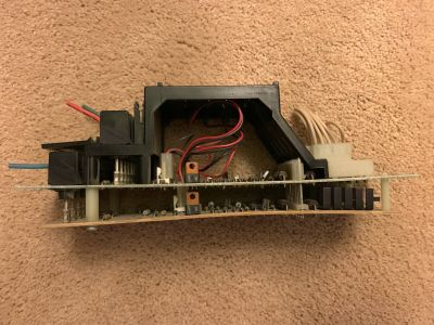 Siemens Cerberus Pyrotronics ZU-35 Fire Alarm Control Panel Zone Input Module