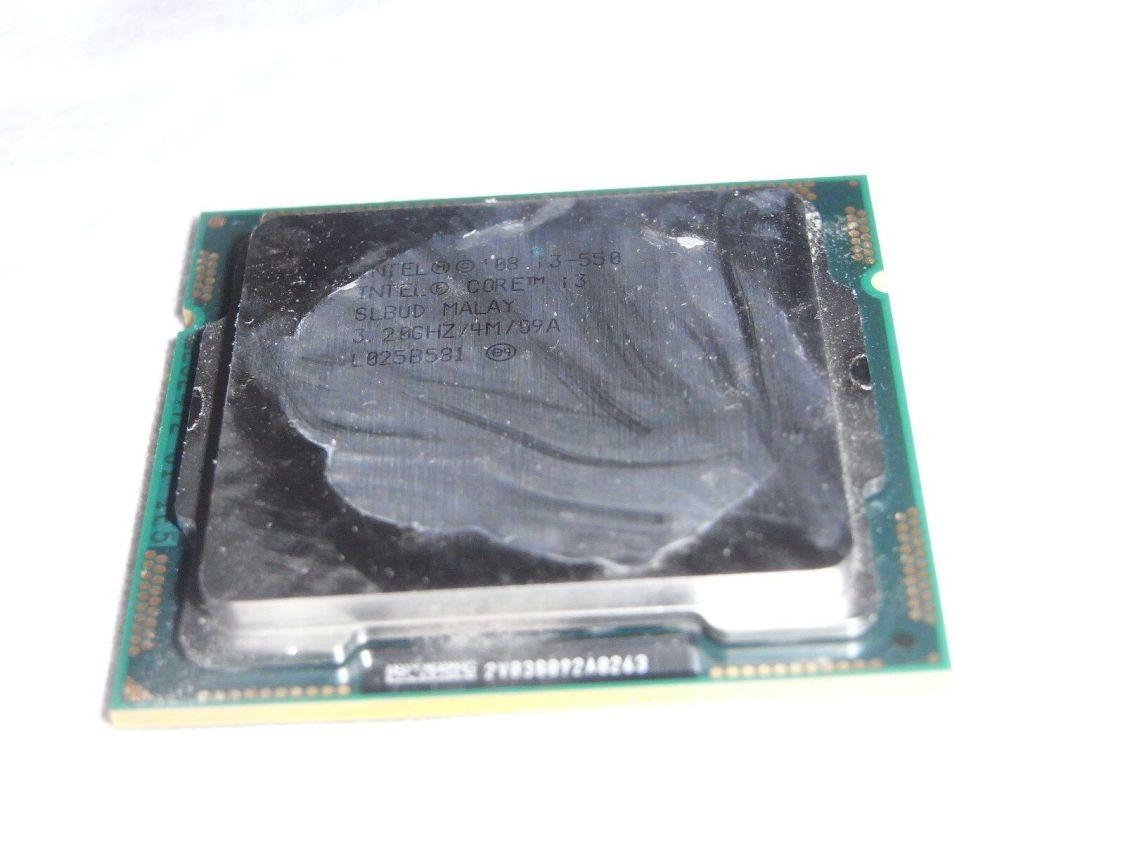 Intel Core i3-550 SLBUD CPU 3,2GHz Sockel 1156 H Computer PC Prozessor