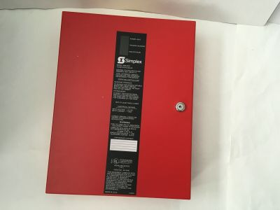 *NIB* *New* Simplex 2080-9023 Silent Knight 5104 Fire Alarm Slave Dialer Panel