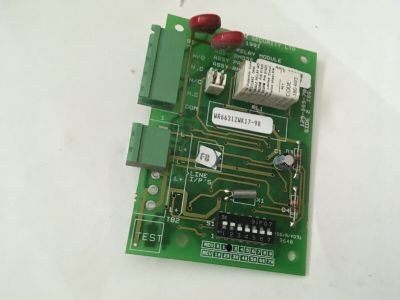 Grinnell Thorn Autocall OXA-503RM Fire Alarm Addressable Relay Module
