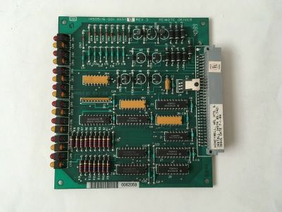 Honeywell 14505116-001 Fire Alarm FS90 Remote Driver Board