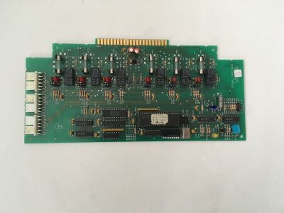 Simplex 565-453 (Rev C) Fire Alarm Signature Card Assembly