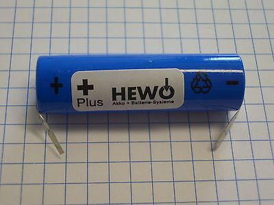 Philips Philishave Rasierer Akku Accu Batterie Battery Ersatzakku 1,2V NiMH NEU