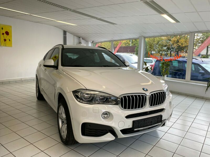 BMW X6 xDrive40d*M-Paket*Head-Up*Keyless-GO*Euro6c*