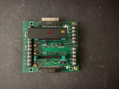 Gamewell-FCI FC-72 ADAM Fire Alarm Control Panel Card