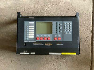Simplex 4100-7153 Fire Alarm Flexible User Interface Subassembly Upgrade 637-849