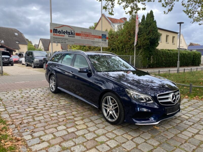 Mercedes-Benz E 250 T 4Matic AMG*Kamera*Massage*HarmanKardon*