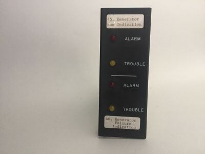 Simplex 556-082 (Rev N) 2001-1017 Fire Alarm Zone Module Card for 2001 FACP