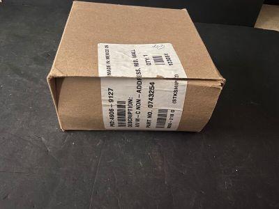 *NIB* *New* Simplex 4906-9127 Fire Alarm TrueAlert Horn/Strobe Wall Red