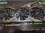 Gigabyte GeForce GTX 1080 Windforce OC 8G with Original Box