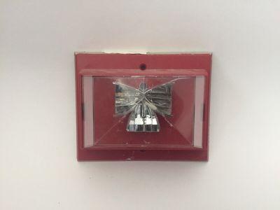 Space Age Electronics VA3-BL-RA24D Fire Alarm Remote Strobe