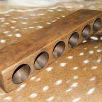 Antiques 7 Hole Wooden Sugar Mold Wood Candle Holder Primitive Rustic Home Decor Primitives Wester Com Br