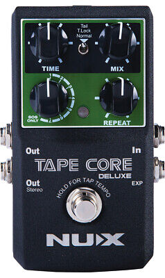 NUX Core Deluxe Tape Echo Effects Pedal