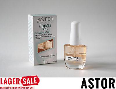 Astor Cuticle Oil Professional Nagelhaut-Öl Nagellack Nagelpflege Maniküre - NEU