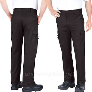 Dickies-Work-Pants-Mens-Relaxed-Fit-Cargo-Pockets-EMT-Pant ...