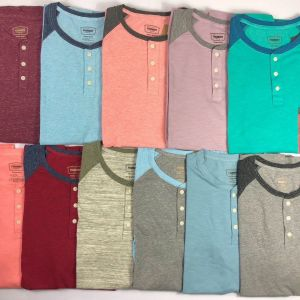 Young Men's Foundry Big & Tall Henley Shirt*