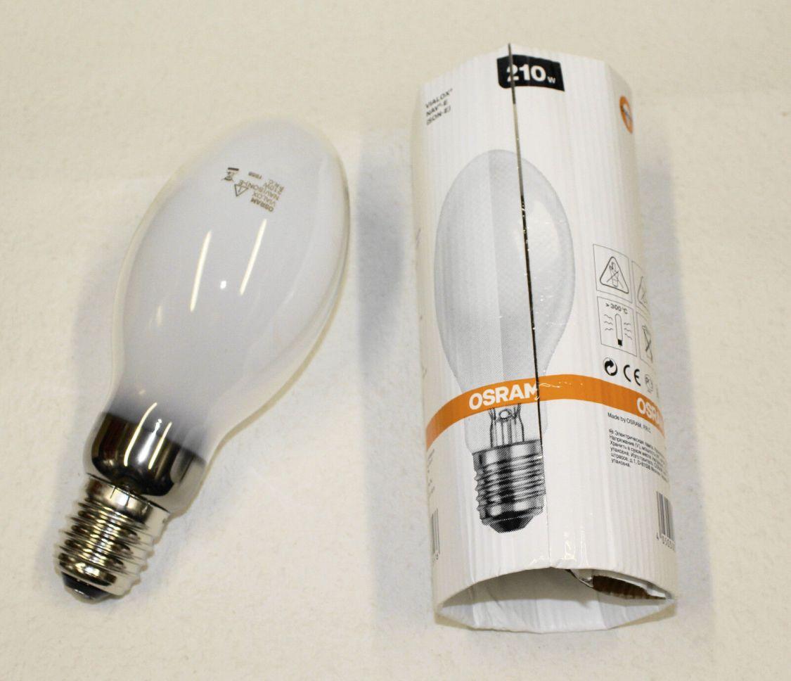 Natriumdampf Hochdrucklampe 210 W von Osram