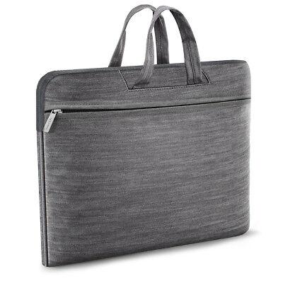deleyCON Notebooktasche für Notebook / Laptop bis 17