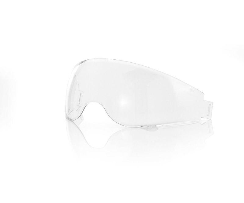 Casco Acerbis Jet Aria visiera lente trasparente di ricambio Trial Street Quad