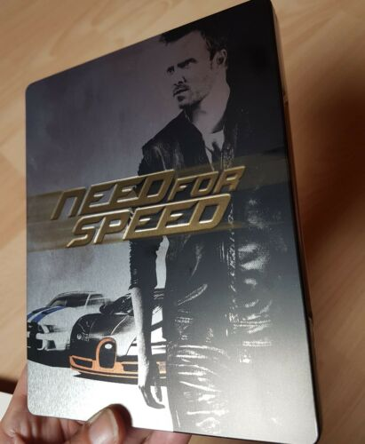 Need for Speed 3D&2D Entertainment Store Excl. Limited Edition Blu-Ray Steelbook