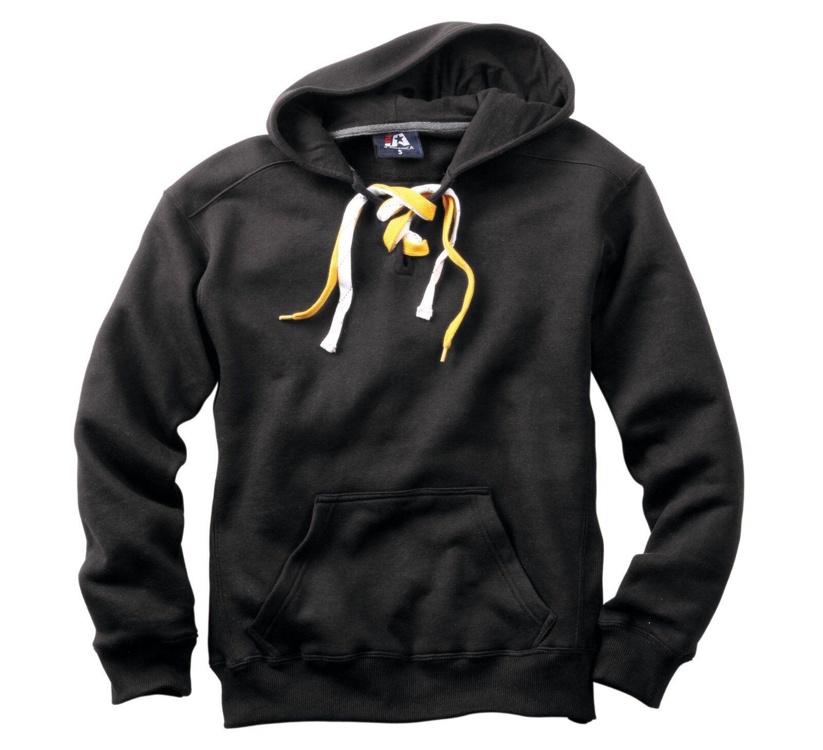 Hockey Sweatshirts Laces Wholesale