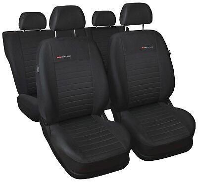Sitzbezüge Sitzbezug Schonbezüge für Opel Corsa Komplettset Elegance P4