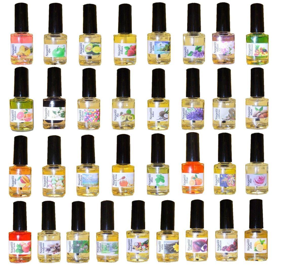 Pflegeöl, Nagelöl,Nagelhautpflege,hochwerige Düfte in 4,5ml -10ml oder 15ml AAA