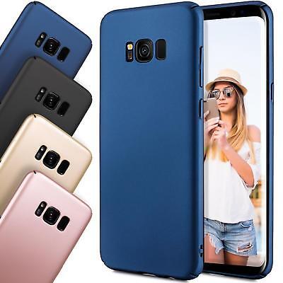 Handy Case Samsung Galaxy Hülle Hardcase Schutz Cover Slim Tasche Handyhülle