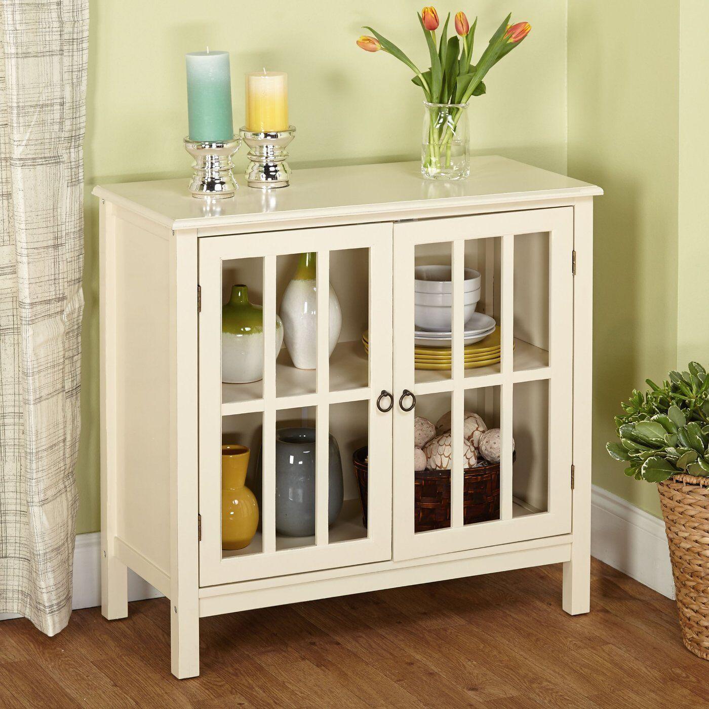 Modern Storage Cabinet White Sideboard Buffet Cupboard Pantry Kitchen Furniture EBay