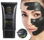 Black Mud Face Mask Blackhead Remover Deep Cleansing Peel Acne Treatment